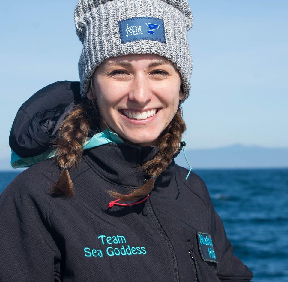 sea goddess naturalist